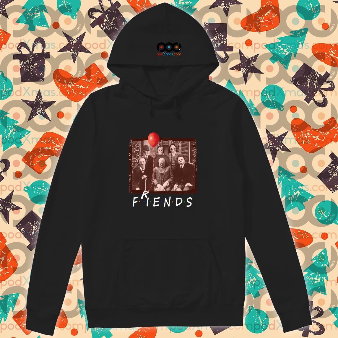 Friends Horror Halloween team hoodie