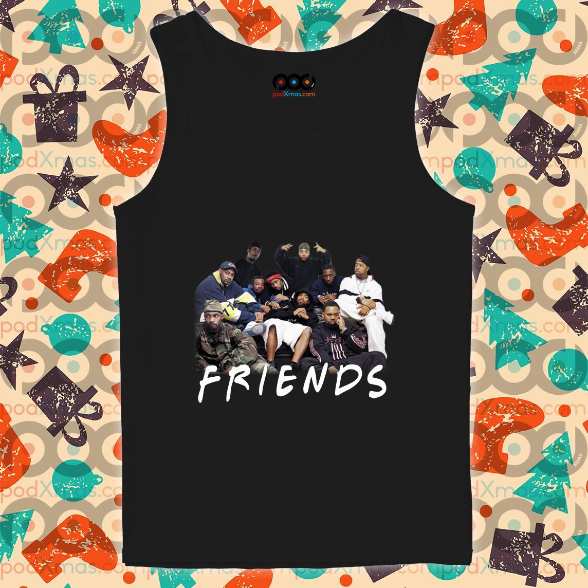 Wu-Tang Clan Friends tank top