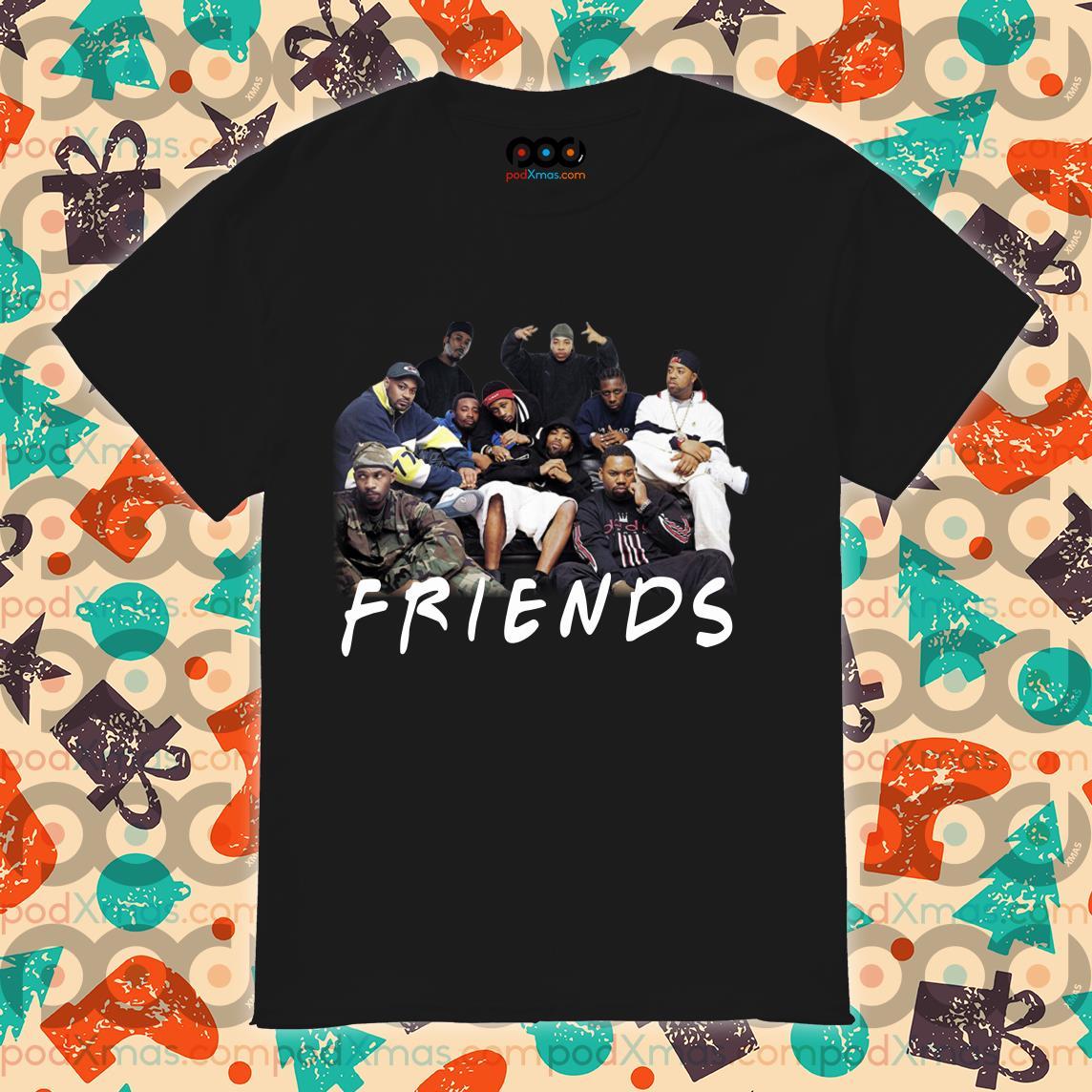 Wu-Tang Clan Friends shirt
