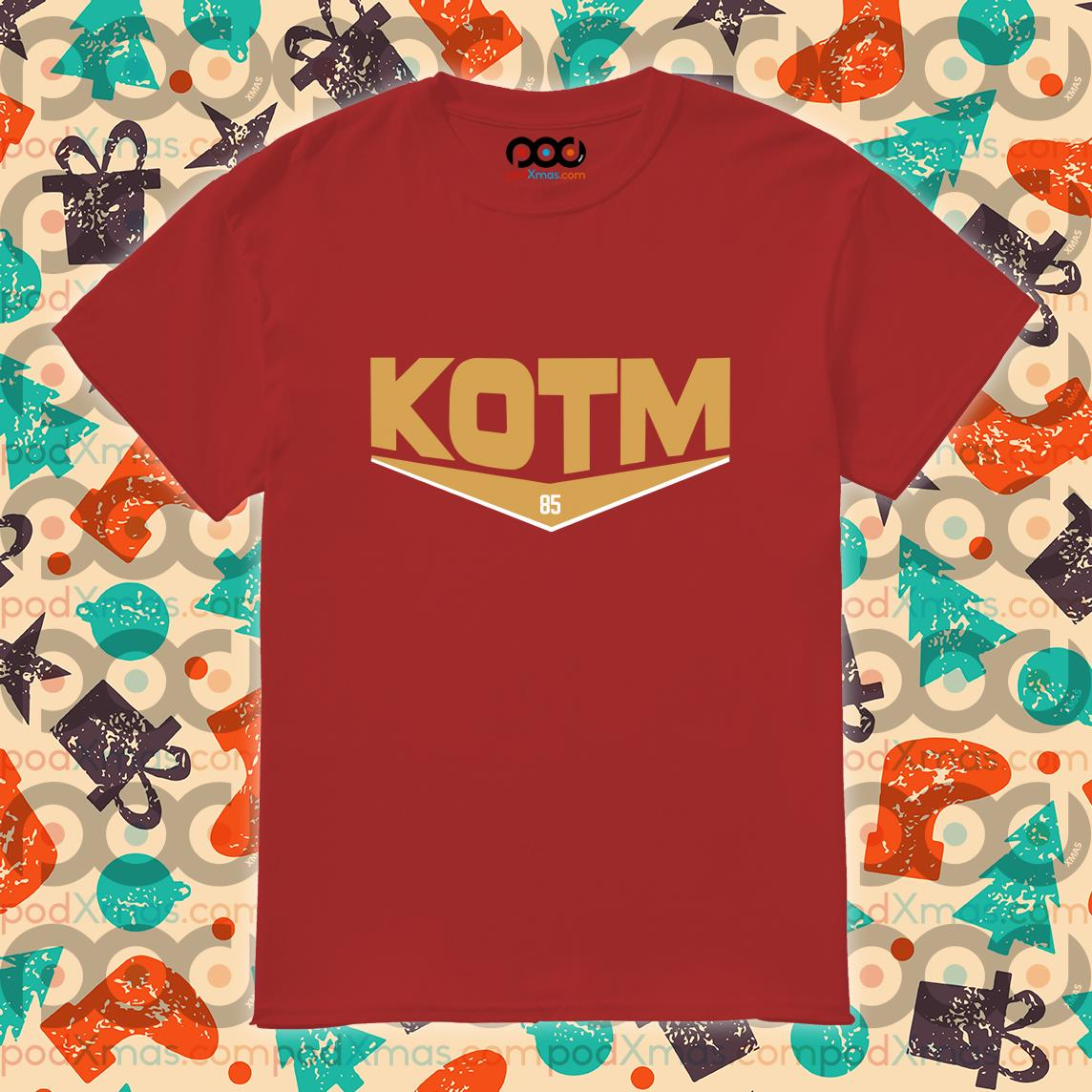 George Kittle KOTM 85 Shirt