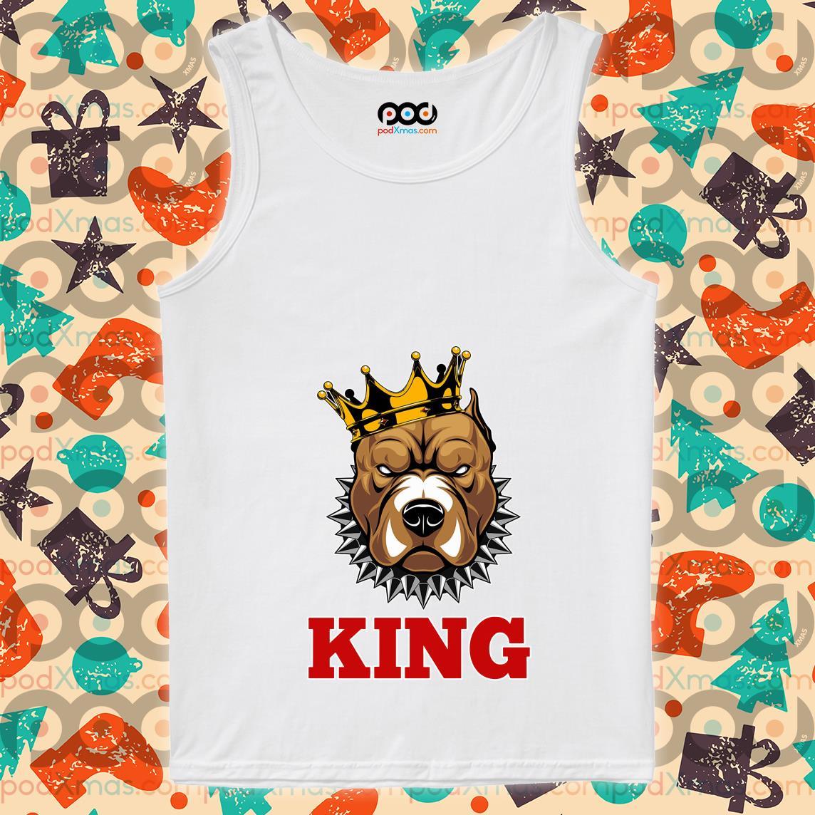 Chicago Bears Pitbull King tank top