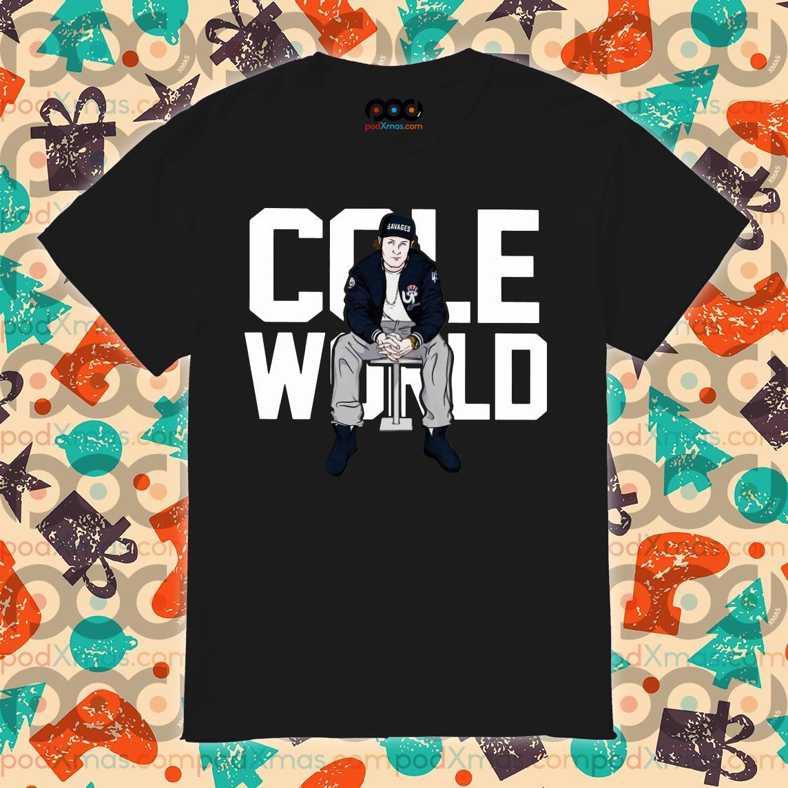 Gerrit Cole World Yankees shirt