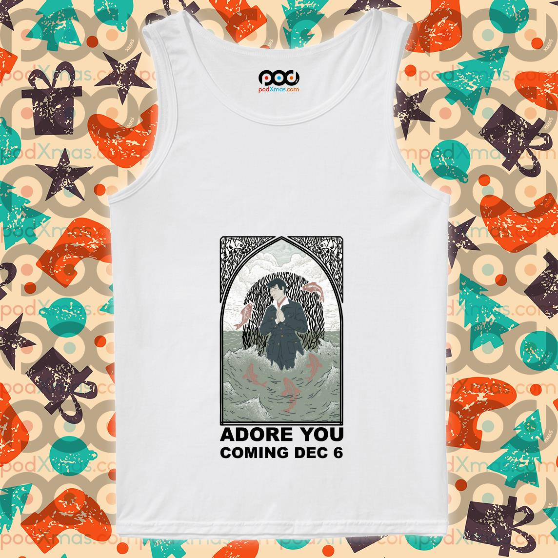 Harry Styles Adore You is coming December 6 tank top