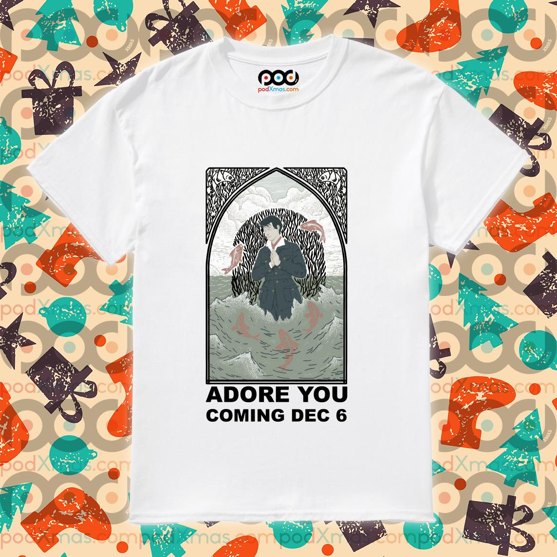 Harry Styles Adore You is coming December 6 shirt