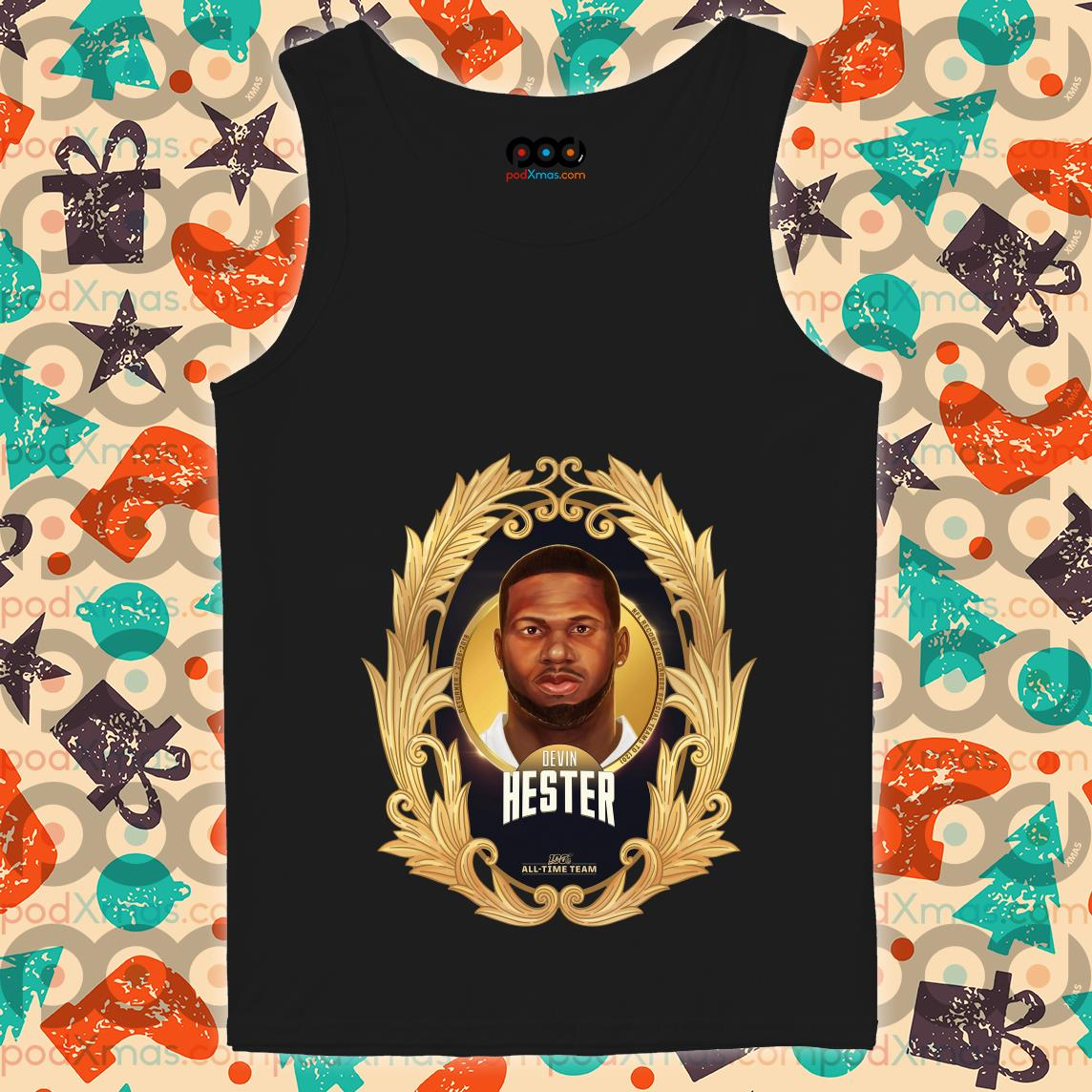NFL 100 All-Time Team Devin Hester tank top