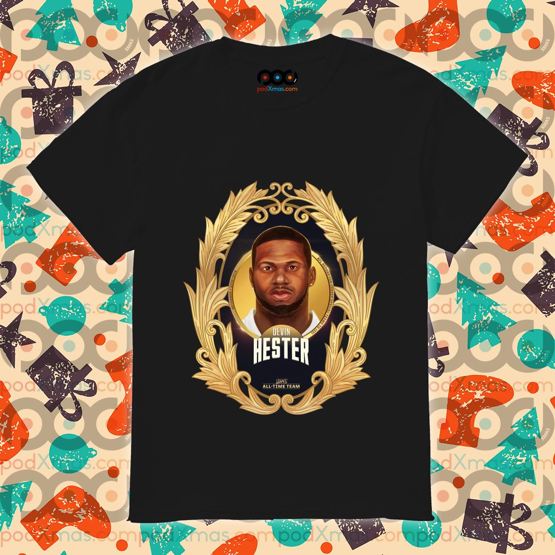 NFL 100 All-Time Team Devin Hester shirt