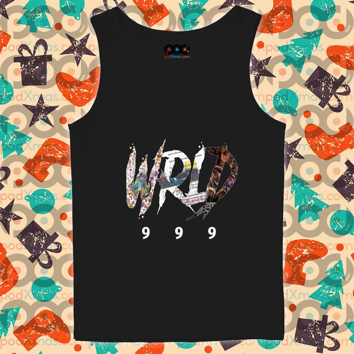 RIP Juice WRLD 999 tank top