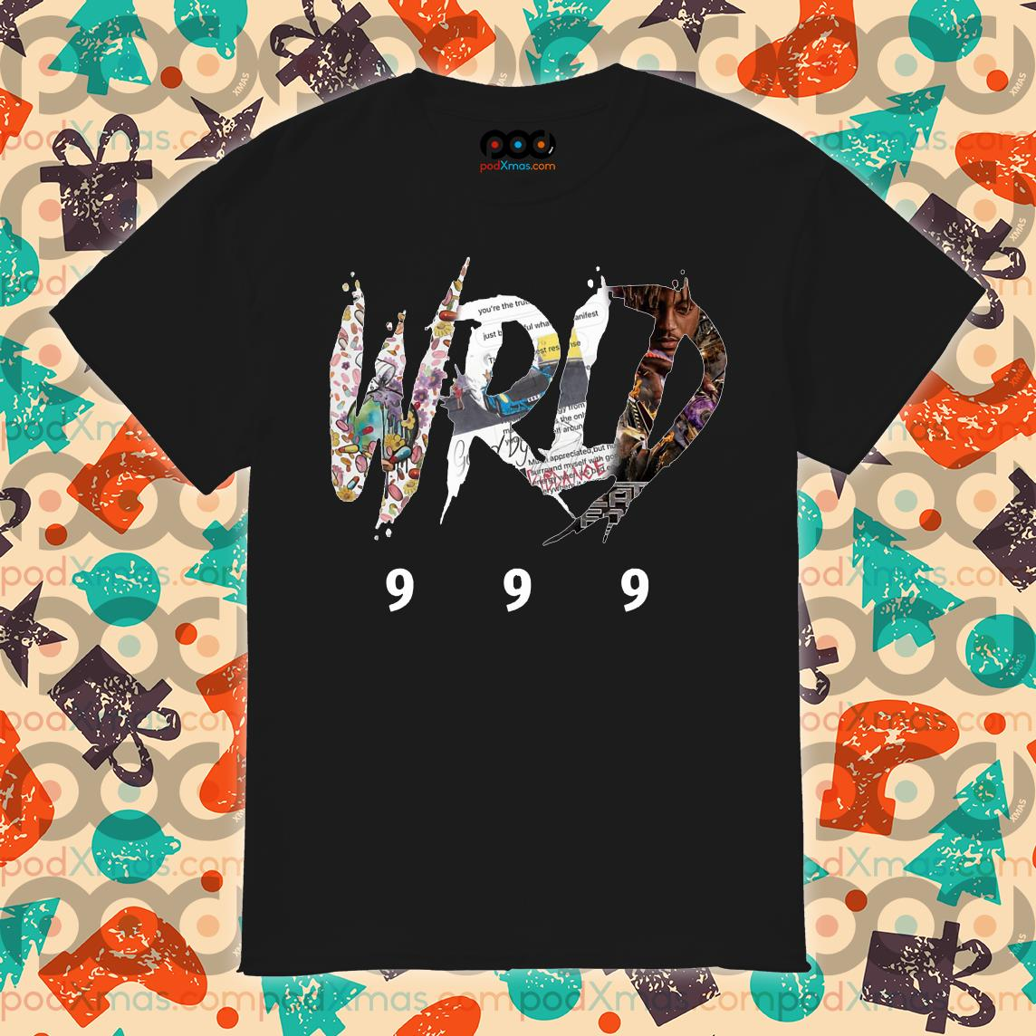 RIP Juice WRLD 999 Shirt