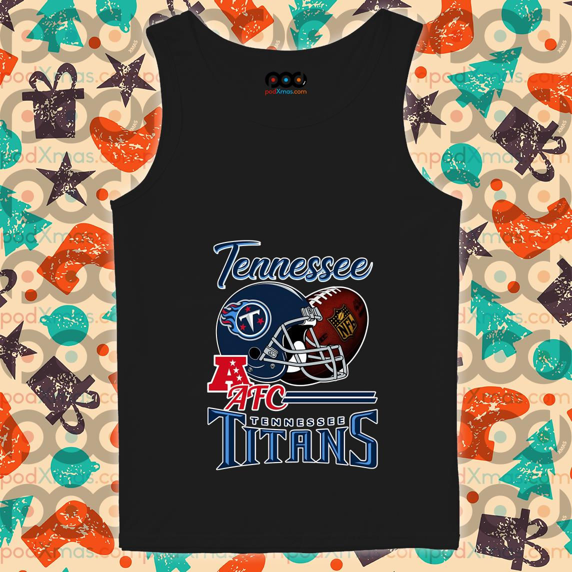 Tennessee AFC Tennessee Titans tank top