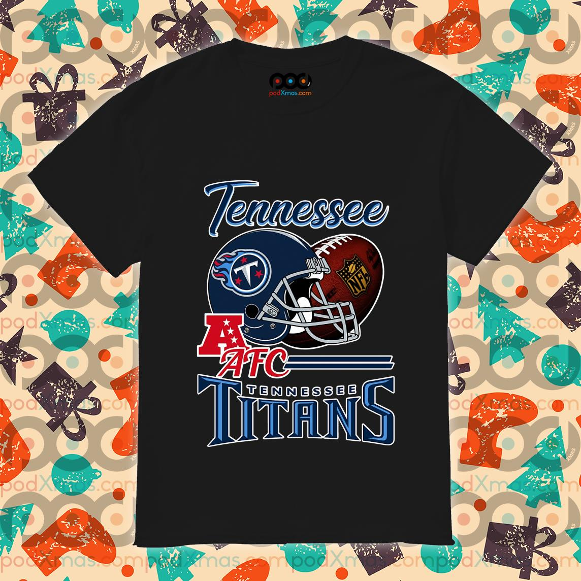 Tennessee AFC Tennessee Titans shirt