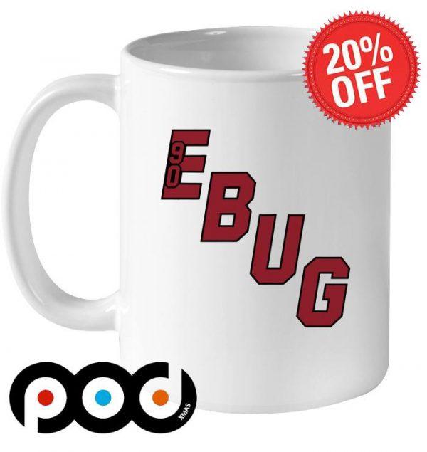EBUG Emergency Back-Up Goalie mug
