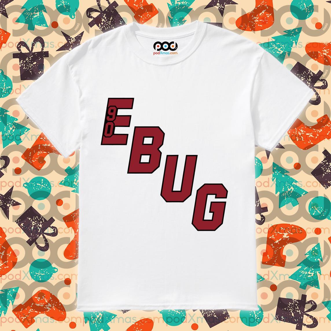 EBUG Emergency Back-Up Goalie shirt