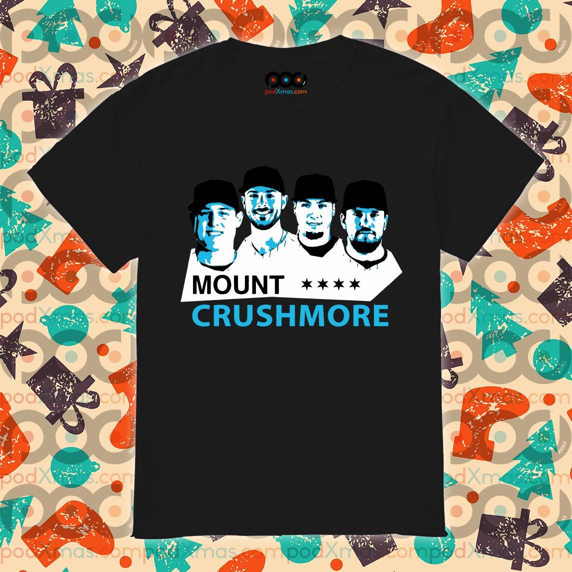 Mount Crushmore Toronto shirt