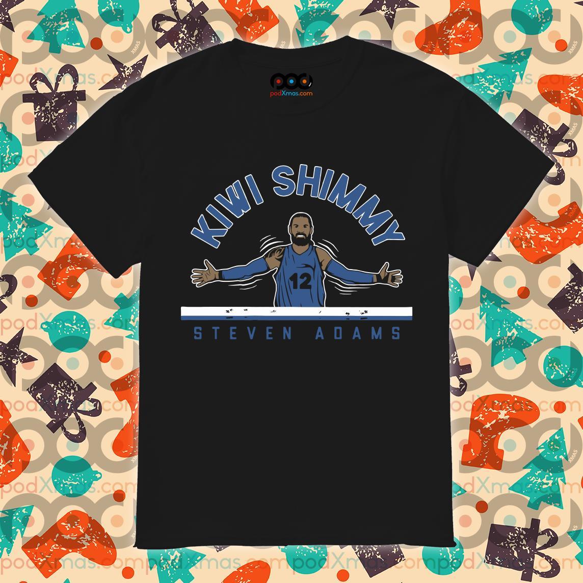 Steven Adams Kiwi Shimmy Shirt