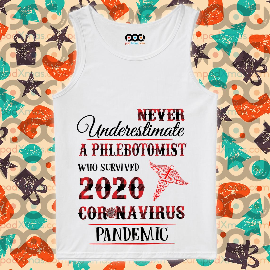 never-underestimate-a-x-ray-tech-2020-coronavirus-pandemic-t-tank top