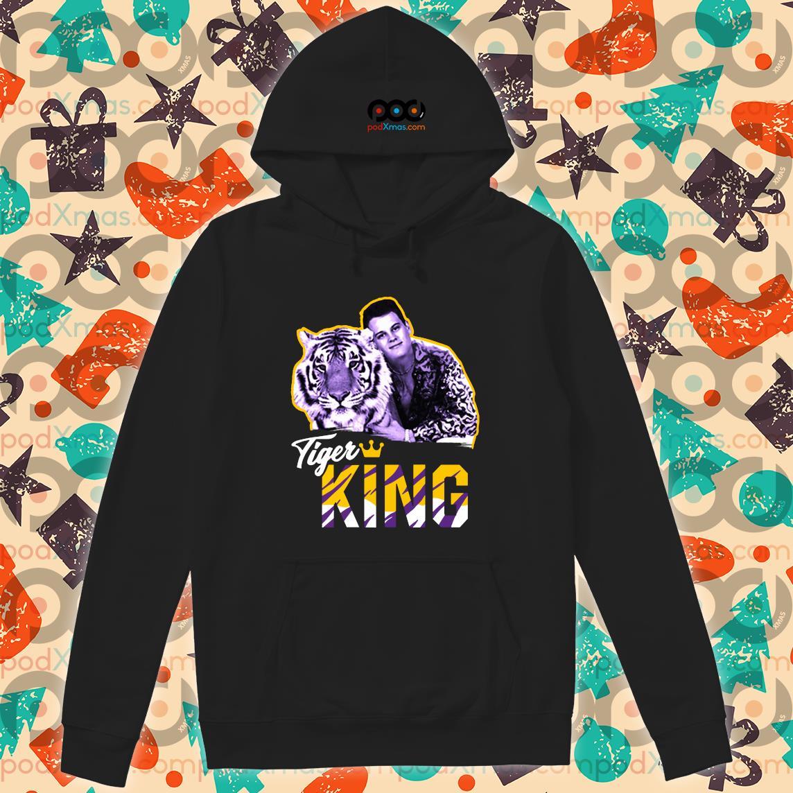 Tiger King T-Shirt Hoodie PODxmas den
