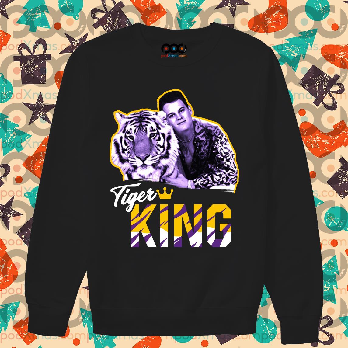 Tiger King T-Shirt Sweater PODxmas den