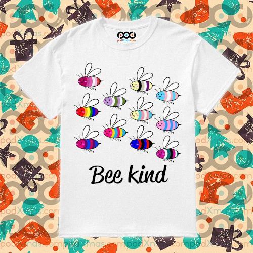 LGBT Bee Kind t-shirt