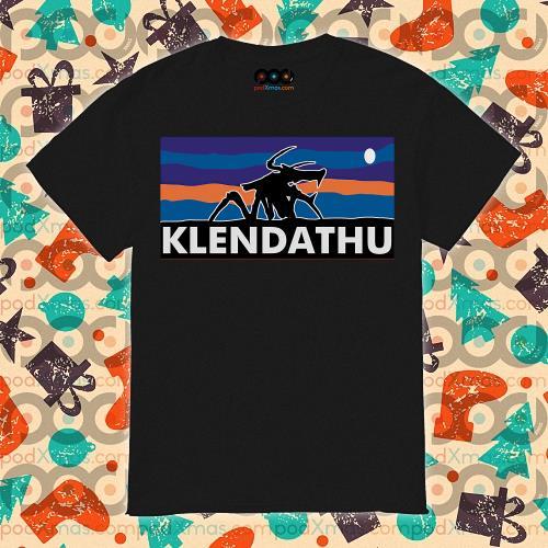 Klendathu shirt