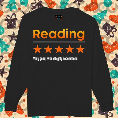 Reading Very bad would not recommend s longsleeved