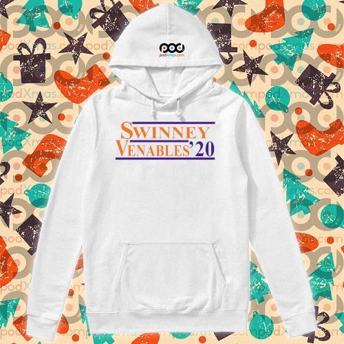 Swinney Venables 2020 s hoodie