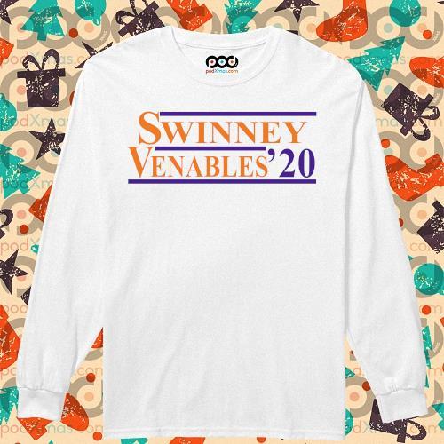 Swinney Venables 2020 s longsleeved