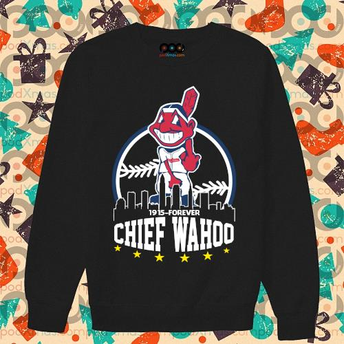 1915 Forever Chief Wahoo 9 s sweater