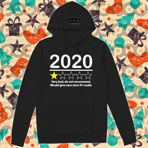 2020 very bad would not recommend would give zero stars if I could s hoodie