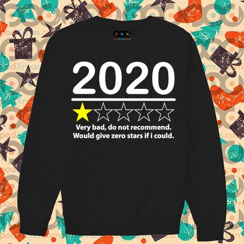 2020 very bad would not recommend would give zero stars if I could s sweater