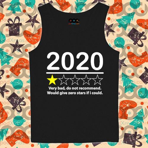 2020 very bad would not recommend would give zero stars if I could s tank-top
