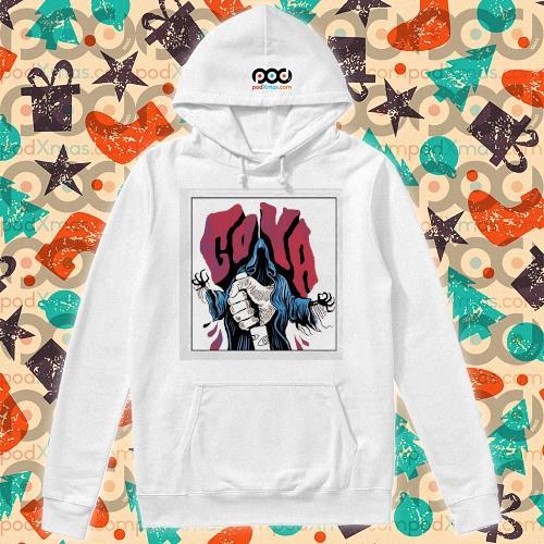 Goya t-s hoodie