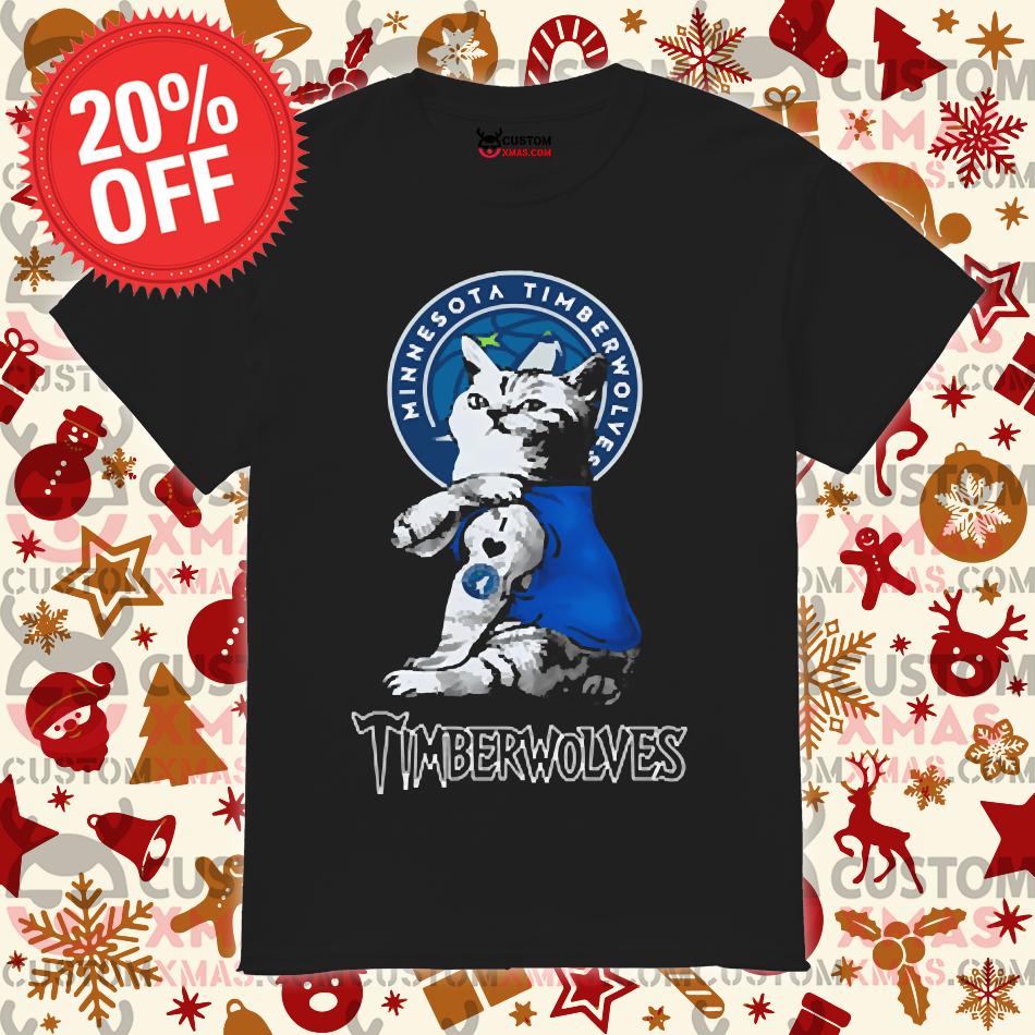 NBA Basketball My Cat Loves Philadelphia 76ers shirt