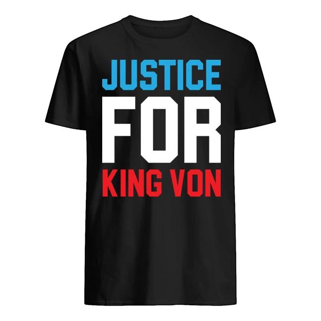 RIP KING VON T SHIRTS