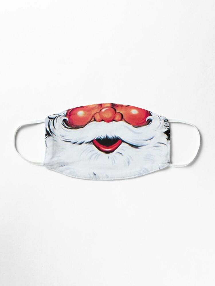 Santa Claus Beard Face Mask Mask
